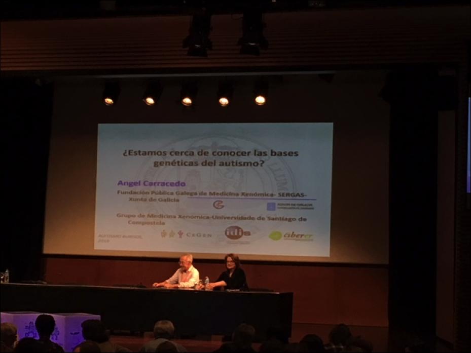 Nuevo Horizonte asiste al Congreso Internacional Autismo Burgos- Mayo 2019