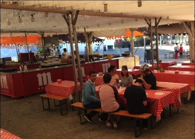 Las fiestas de Las Rozas impulsa la participación de las personas con TEA y sus familias.