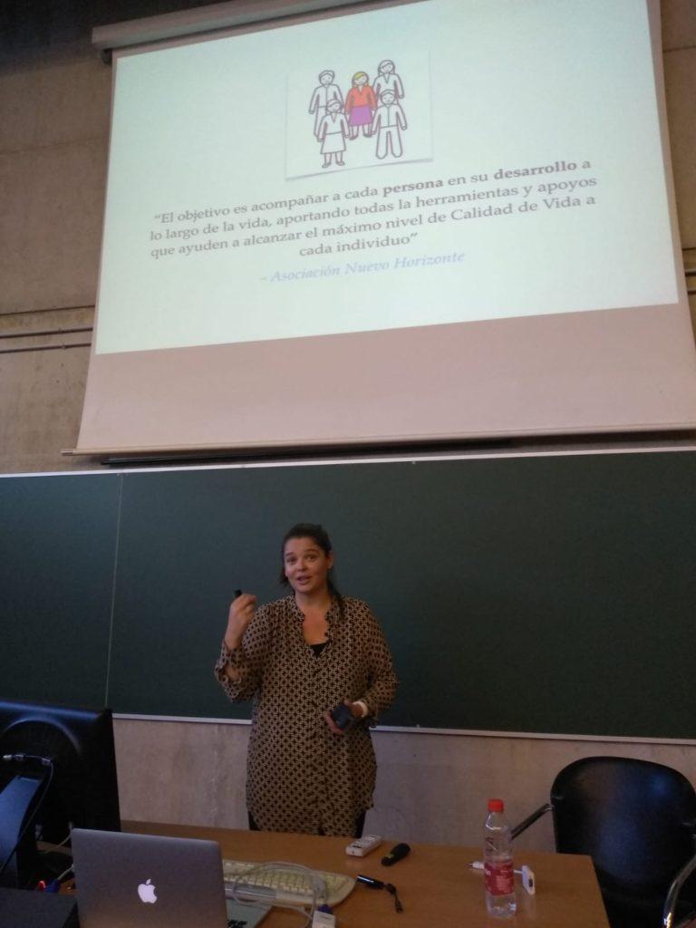 Jornadas sobre Autismo, Autonomía y Empleo,  Universidad de Murcia