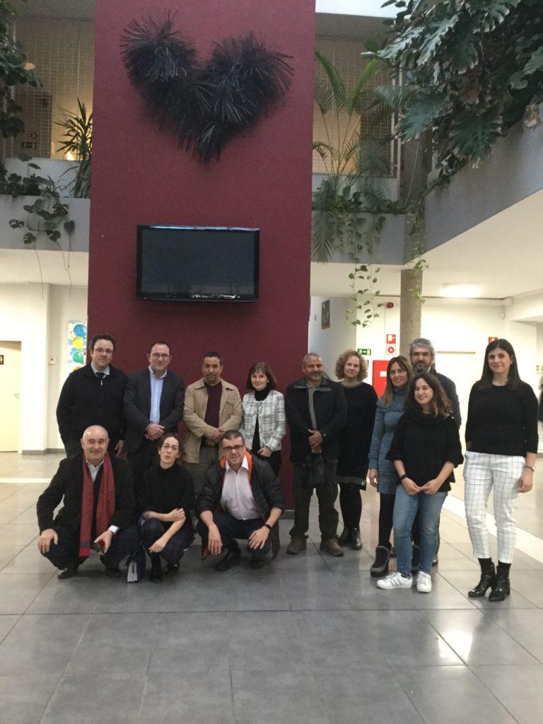 Delegación Saharaui en Nuevo Horizonte