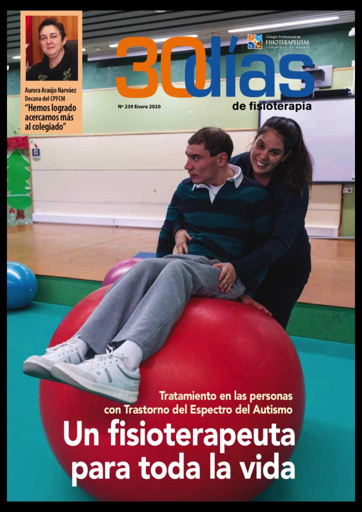 Asociación Nuevo Horizonte en colaboración con el Colegio Profesional de Fisioterapeutas y la Federación Autismo Madrid resaltamos la importancia de la fisioterapia en tratamiento de las personas con TEA.