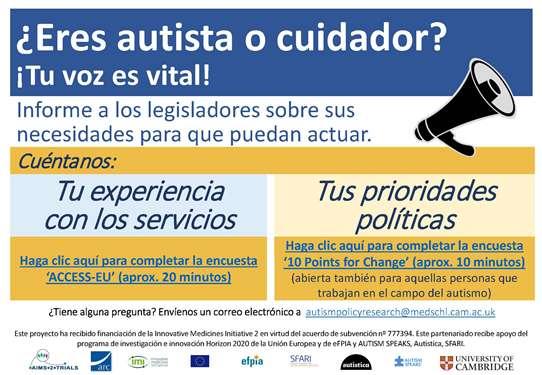 """Nuevo Horizonte colabora con el Proyecto Europeo """"AIMS-2-TRIALS"""""""